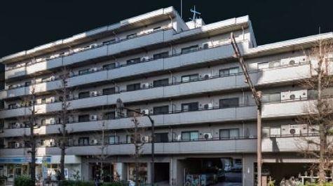 ヒルフォート目黒 建物画像1