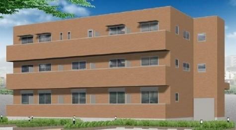 ベルクレールシロカネ 建物画像1