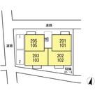 セジュール 横浜しらはた 建物画像1
