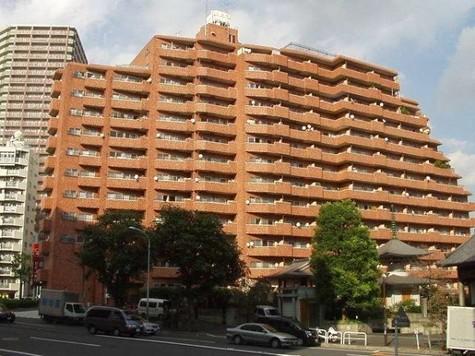 新宿御苑前 6分マンション 建物画像1