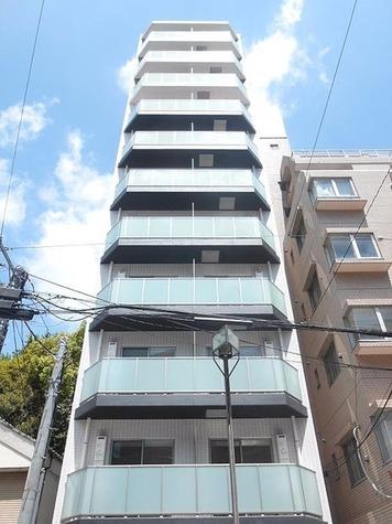 ルクシェール横濱 建物画像1