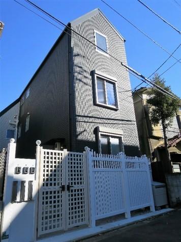 アジュール目黒本町 建物画像1