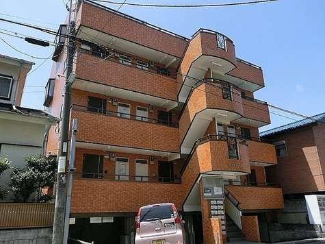 メゾンボヌール 建物画像1