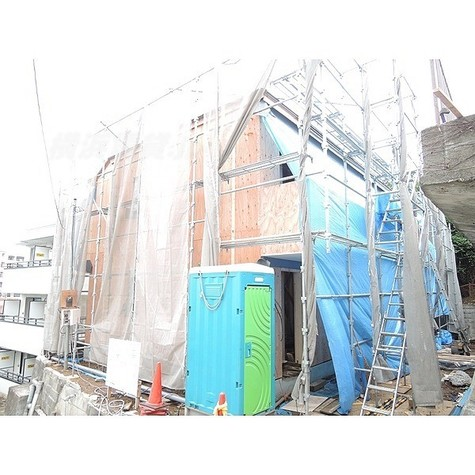 セントレジス新横浜 建物画像1