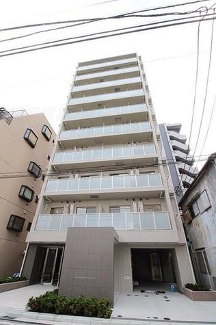 グロース横浜阪東橋 建物画像1