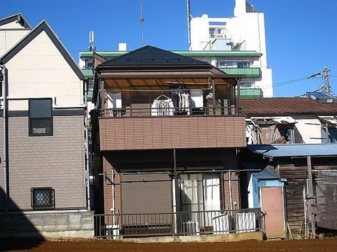 MTハイツ Building Image1