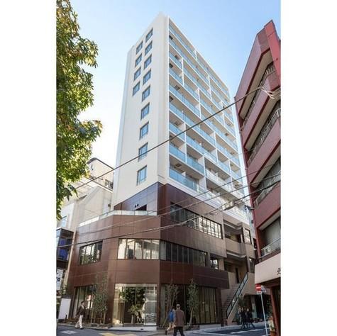 ラベイユ麻布十番 建物画像1