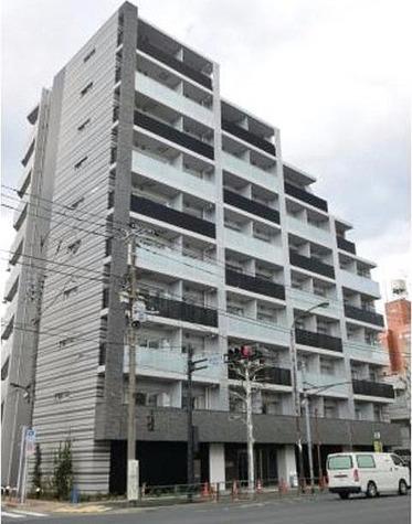 パークアクシス東高円寺 建物画像1
