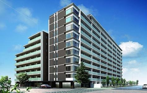 リージア経堂テラスガーデン 建物画像1