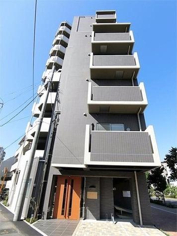 ディアレイシャス新宿中落合 建物画像1
