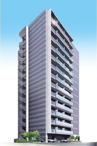アーバネックス三田 建物画像1