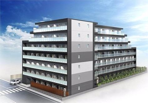 Nステージ鶴見 建物画像1