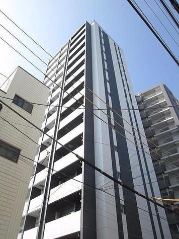 ルネフラッツ上野稲荷町 建物画像1