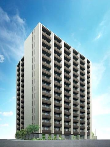 ルフォンブランシェ品川区南大井 Building Image1