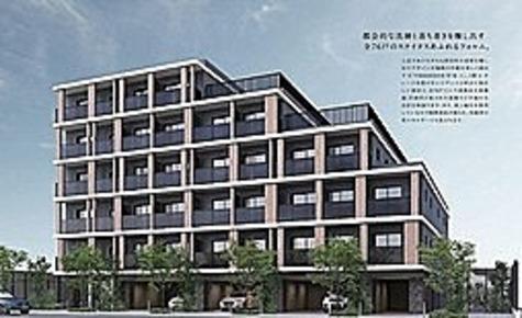 ベルシード志村坂上 Building Image1
