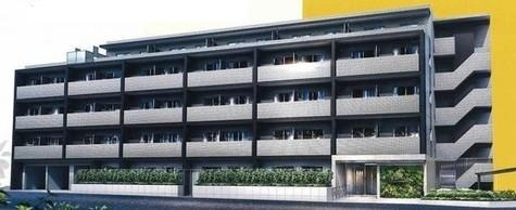 ジェノヴィア世田谷砧グリーンヴェール 建物画像1