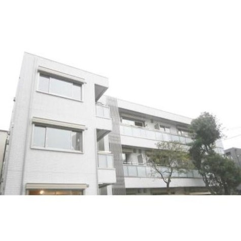 プラチナテラス白金台 建物画像1