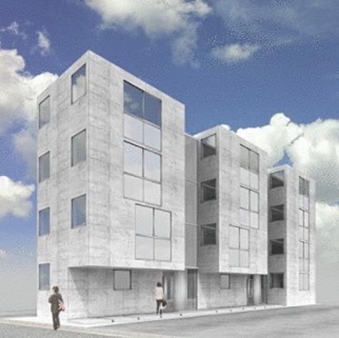 ラフィネ東雪谷 建物画像1