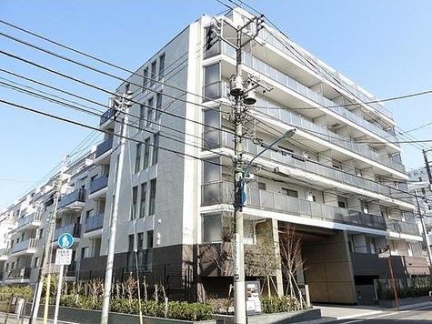 ザ・パークハビオ新宿 建物画像1