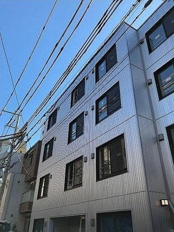 TRYM武蔵小杉 建物画像1