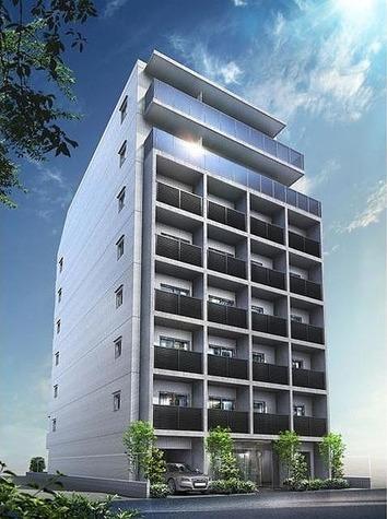 クレヴィスタ多摩川 建物画像1