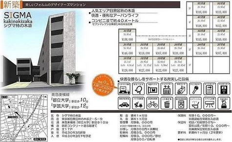 シグマ柿の木坂 建物画像1