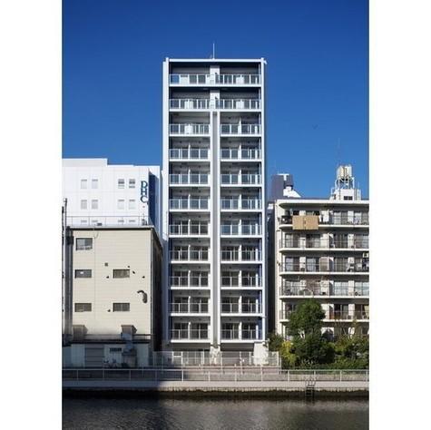 コンフォリア芝浦 建物画像1