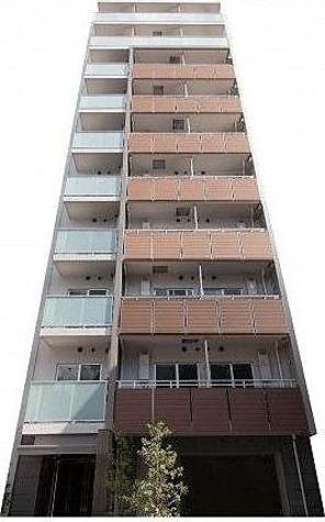 プラウドフラット板橋本町 建物画像1