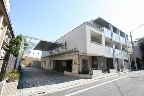エクティ神山町 建物画像1