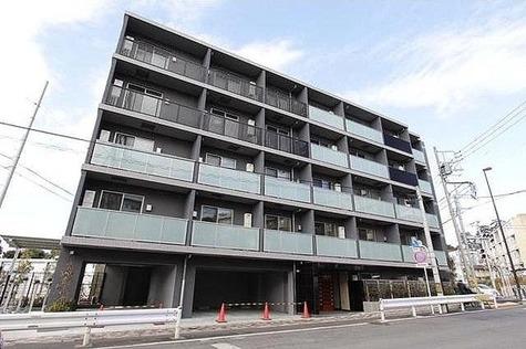 スカイコート成城学園前 建物画像1