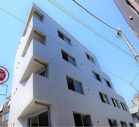 88.HANEZAWA 建物画像1