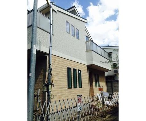 ルミエール柿の木坂 建物画像1