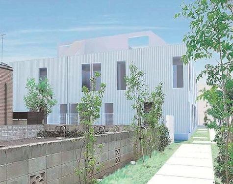 ニシオギソウ 建物画像1