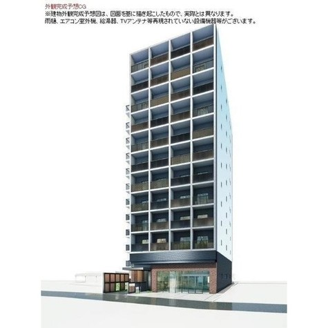 ザ・パークハビオ恵比寿プレイス 建物画像1