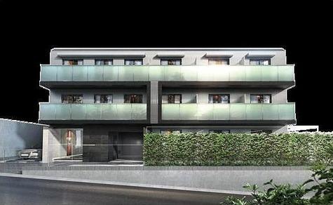 クレイシア目黒都立大学 Building Image1