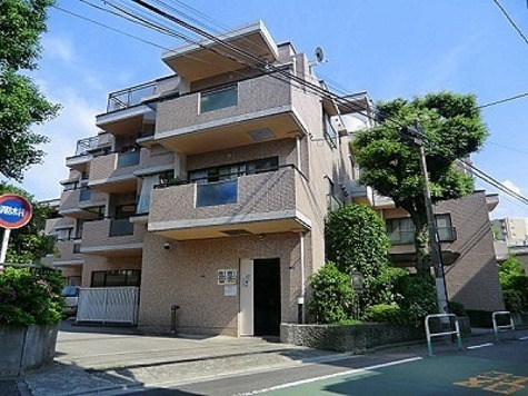 西早稲田クレセントマンション 建物画像1