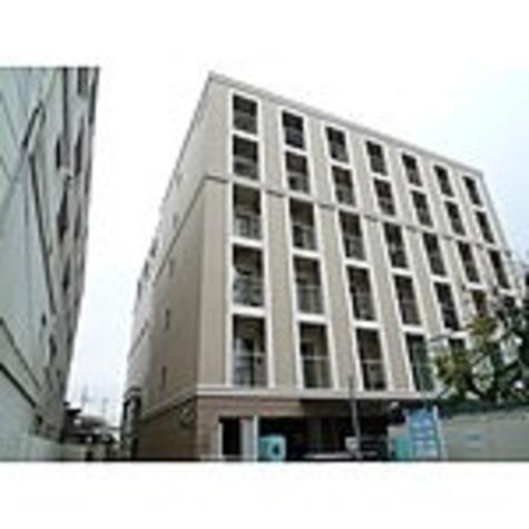 ソレイユ鶴瀬 建物画像1