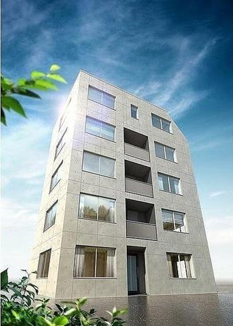 コンポジット上野毛フロント 建物画像1
