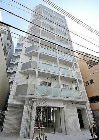 ドゥーエ三田(旧レフィール三田) Building Image1