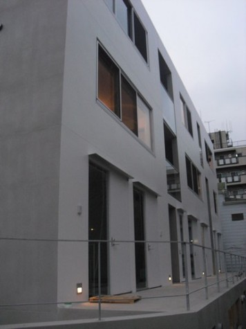 LUMIERE南品川B 建物画像1