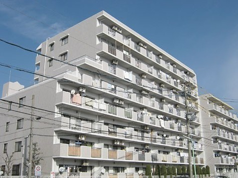 藤和シティコープ大森 Building Image1