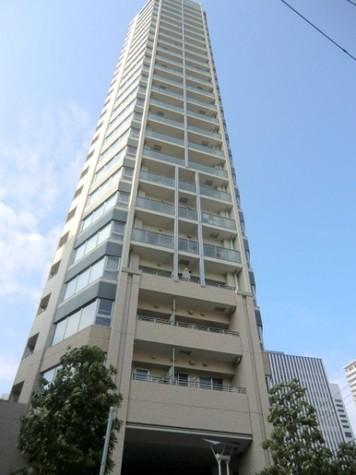 カスタリアタワー品川シーサイド 建物画像1
