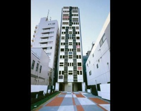 イプセ新宿若松町 建物画像1