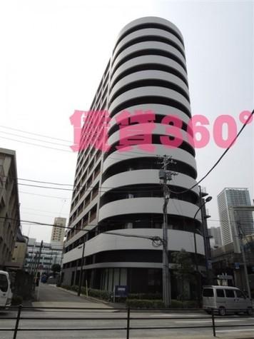 レジディア芝浦KAIGAN(旧KAIGAN APARTMENT) 建物画像1