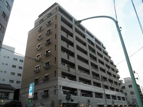 グランシャルム広尾 建物画像1