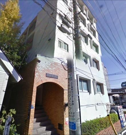 鮫洲 3分マンション 建物画像1
