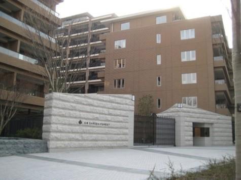 広尾ガーデンフォレストB棟 建物画像1