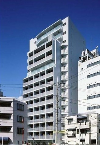 プラウドフラット蒲田Ⅱ 建物画像1