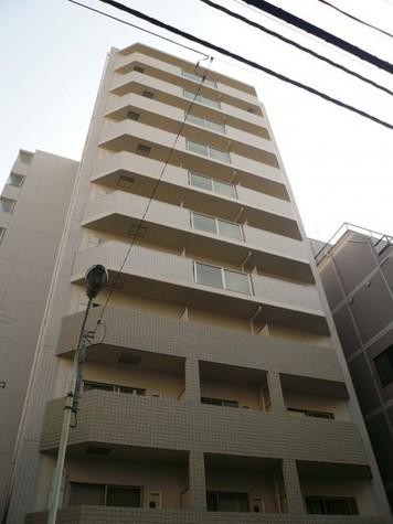 アンテニア三田慶大前 建物画像1