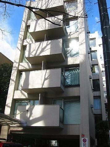 渋谷パールホーム 建物画像1